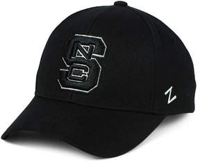 Zephyr North Carolina State Wolfpack Black & White Competitor Cap