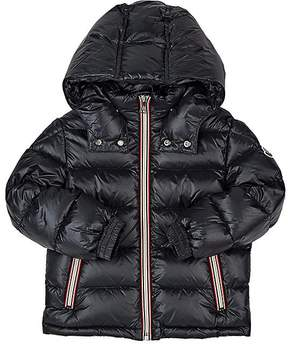Moncler Kids' Gaston Down-Quilted Coat