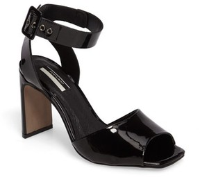 Topshop Women's Roux Square Toe Sandal