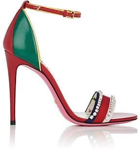 Gucci Women's Ilse Leather Sandals