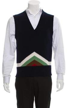 Michael Bastian Wool Sweater Vest