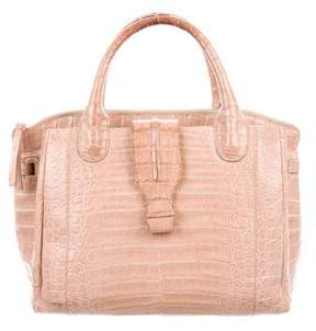 Nancy Gonzalez Crocodile Satchel