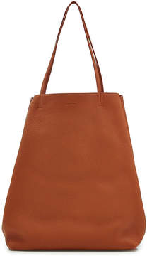 Jil Sander Tidy Large Leather Tote