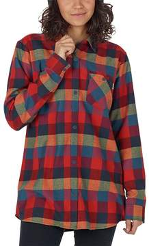 Burton Grace Tech Flannel Shirt - Long-Sleeve - Women's