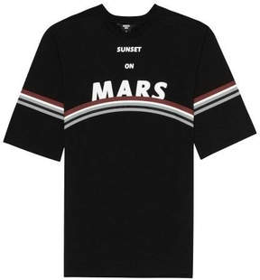 General Idea G7d05056 Round Mars T Shirt Black