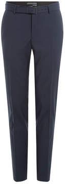 The Kooples Wool Pants with Belt