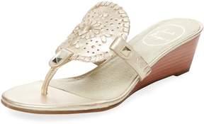 Jack Rogers Women's Devyn Mid Wedge Sandal