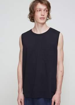 Lemaire Light Cotton Sleeveless T-shirt