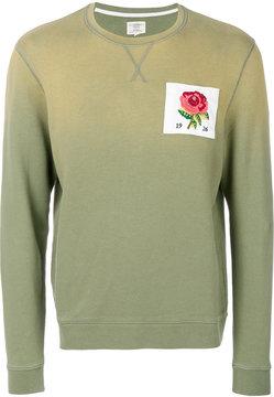 Kent & Curwen Rose Of England sweatshirt