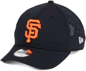 New Era Boys' San Francisco Giants Jr Perf Pivot 2 9TWENTY Adjustable Cap