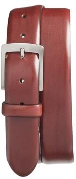 Bosca Men's Heritage Leather Belt