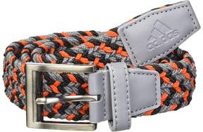 adidas Braided Weave Belt Men's Belts