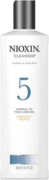 Nioxin System 5 Cleanser Shampoo - 10.1 oz.