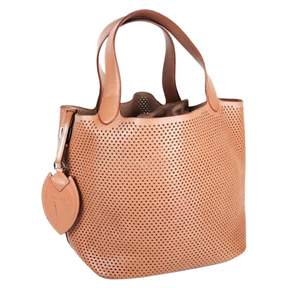 Alaia Perforated Leather Bag