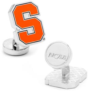 Ice Palladium Syracuse University Orangemen Cufflinks