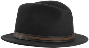 Johnston & Murphy Wool Safari Hat