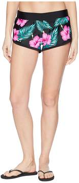 Body Glove Molokai Pulse Swim Shorts Women's Swimwear