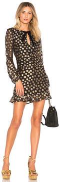 For Love & Lemons Lottie Bell Sleeve Dress