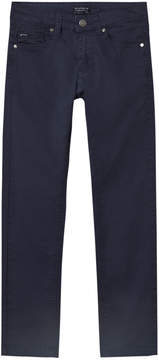 Mayoral Navy Chino Trousers