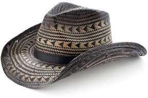 Peter Grimm Luci Drifter Geometric Cowboy Hat