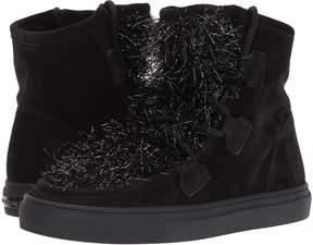 Kennel + Schmenger Kennel & Schmenger - Basket Tinsel Sneaker Women's Lace up casual Shoes