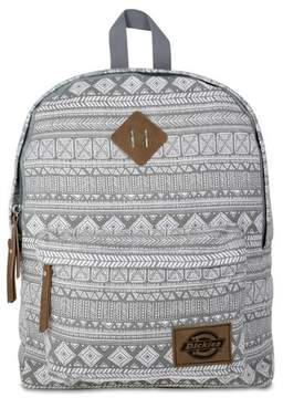 Dickies Classic Canvas Backpack - Gray Tribal