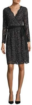 Donna Ricco Women's Floral Lace Dress