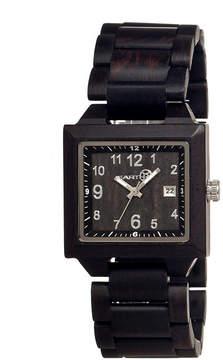 Earth Wood Culm Unisex Brown Bracelet Watch-Ethew1002