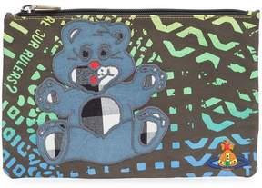 Vivienne Westwood 'Manhole Teddy' zipped pouch