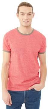 Alternative Apparel Eco-Mock Twist Ringer T-Shirt