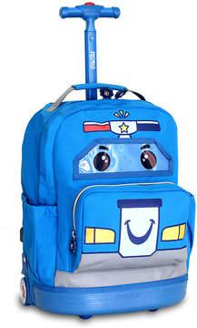 J World Patrol Wheeled Backpack