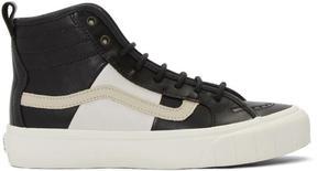 Vans Black Taka Hayashi Edition TH Court HI LX Sneakers