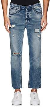 Ksubi MEN'S CHITCH CHOP SLIM JEANS