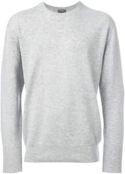 N.Peal 'The Oxford' round neck jumper