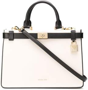 MICHAEL Michael Kors Tatiana Leather Shoulder Bag