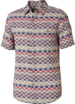 Royal Robbins Slab City Dobby Short Sleeve Shirt (Men's)