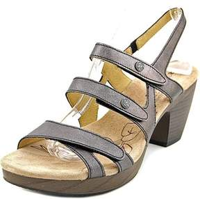Romika Nancy 03 Open-toe Leather Slingback Sandal.