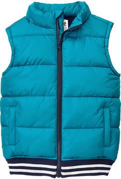 Gymboree Blue Puffer Vest - Boys