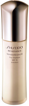 Shiseido WrinkleResist24 Day Emulsion, 75 mL