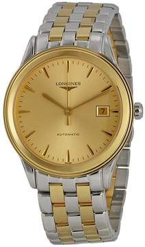 Longines Les Grandes Classiques Automatic Gold Dial Two-tone Men's Watch