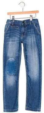 Little Marc Jacobs Boys' Five Pocket Skinny Jeans
