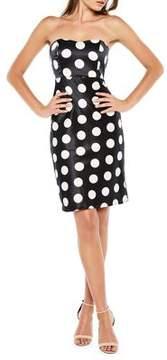 Bardot Sayer Tie-Back Dress