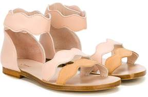 Chloé Kids Mini Me sandals