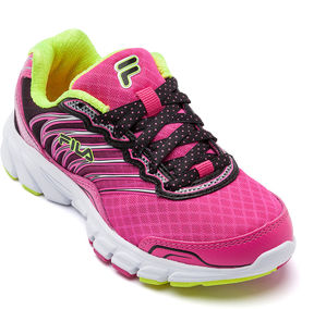 Fila Countdown Girls Athletic Shoes - Big Kids