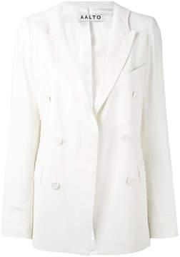 Aalto double breasted blazer