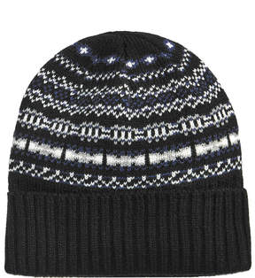 Club Room Men's Fair Isle Hat, Created for Macy's