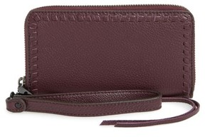Rebecca Minkoff Women's Vanity Leather Smartphone Wristlet - Red - RED - STYLE