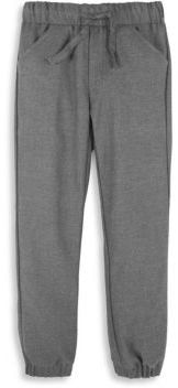 Andy & Evan Toddler's & Little Boy's Suiting Jogger Pants