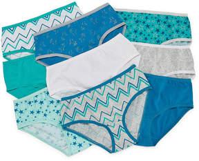 Arizona Az 9 Pair Brief Panty Girls