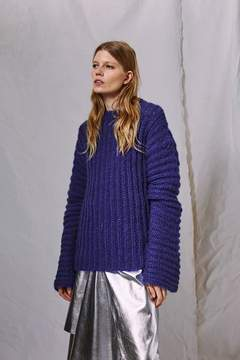 Boutique Extreme long sleeve knitted jumper